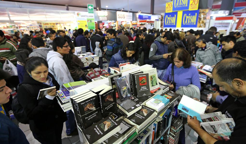 La Feria del Libro está buscando 25 emprendedores