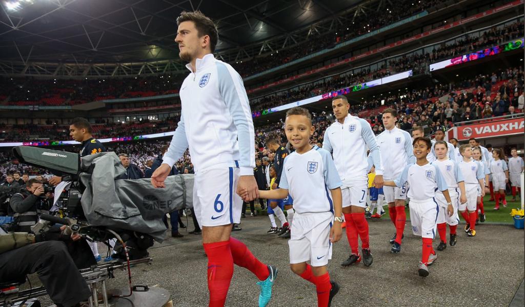 Inglaterra está en duda para el Mundial de Rusia 2018