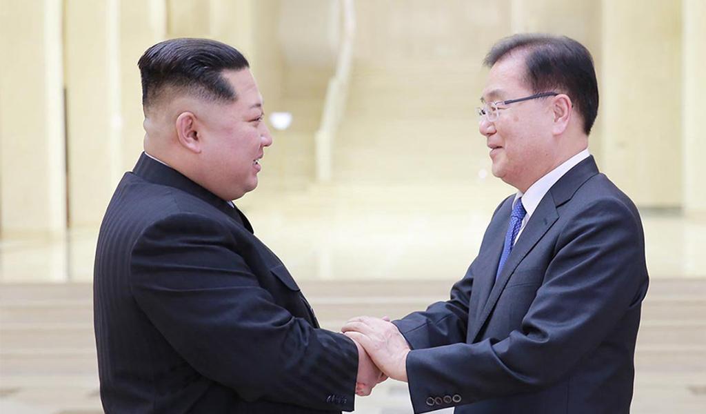 Cumbre de paz entre Corea del Norte y Corea del Sur