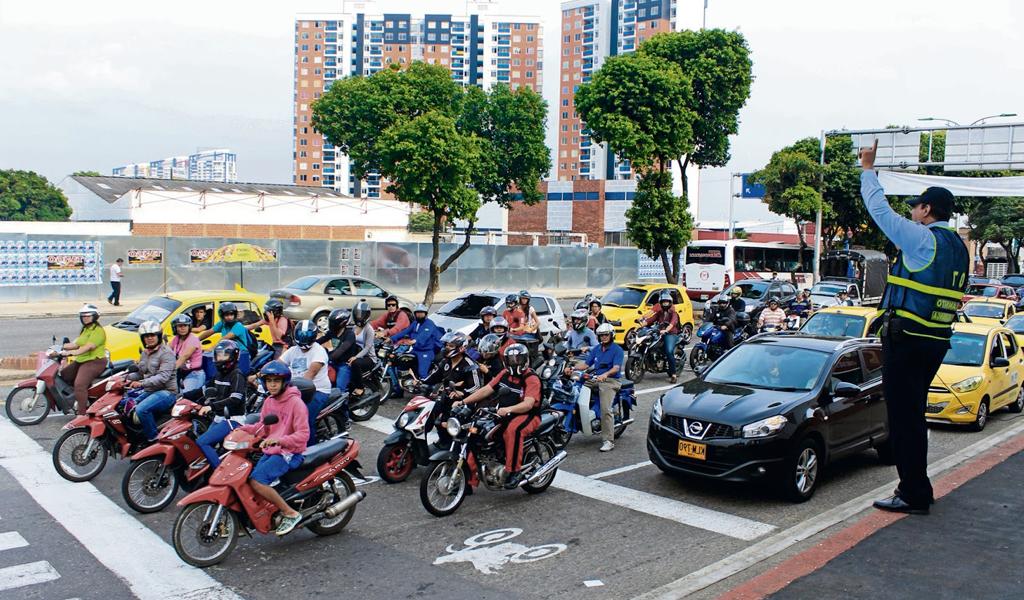 Antioquia, el departamento con más motos