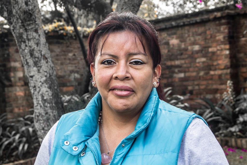 Luz Adriana Pinilla: del dolor a la libertad