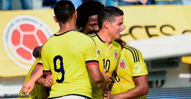 ¿Quiénes se quedan por fuera de la Selección Colombia?
