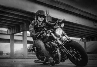 Luna de miel a bordo de una Harley