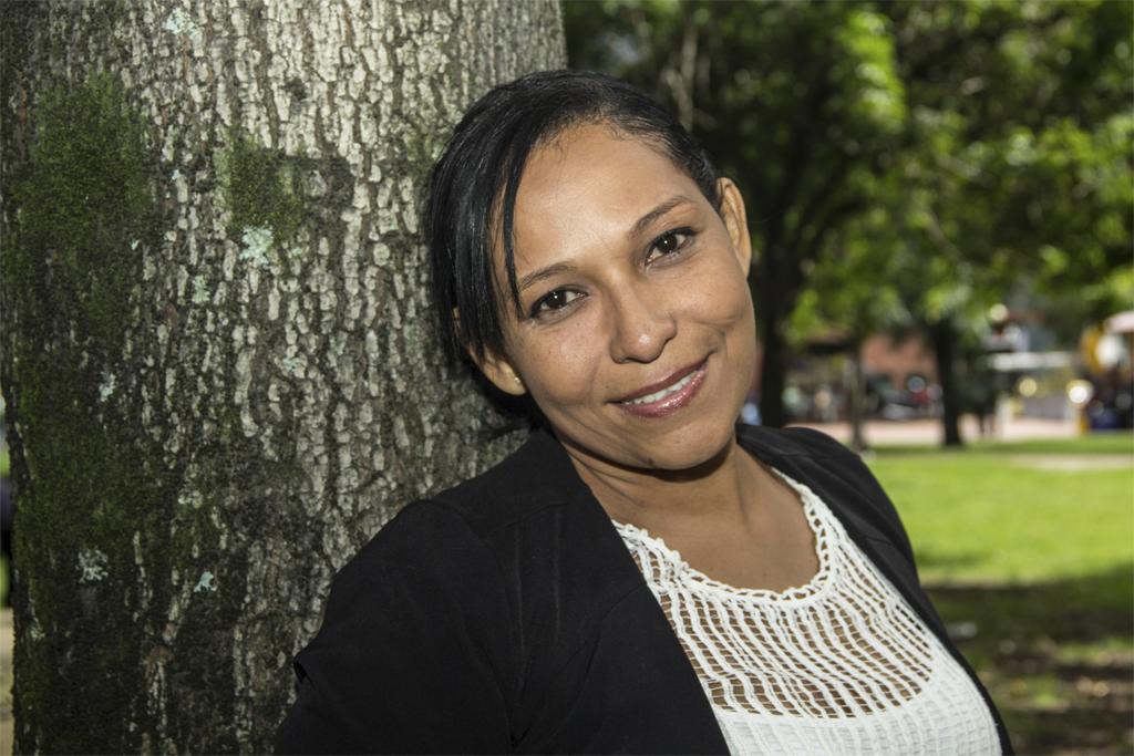 Rozaida Rodríguez: el rescate de la fe