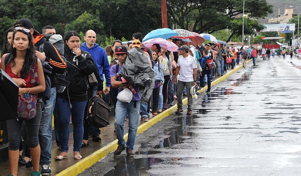 EE.UU. resalta esfuerzos de Colombia durante crisis migratoria