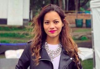 Natalia Reyes responde a rumores de embarazo