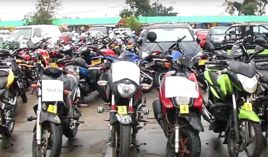 Subasta De Carros >> La Secretaria De Movilidad Subasta 76 Carros Y 100 Motos