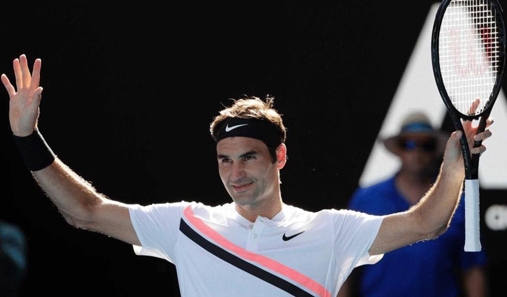 Roger Federer con paso firme en Stuttgart
