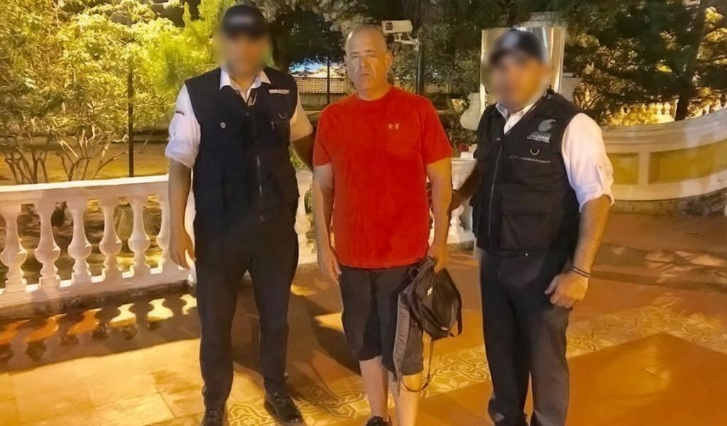 Detenido estafador norteamericano en Cartagena