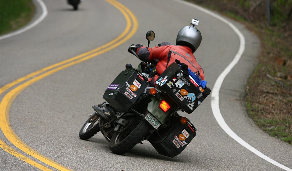 Planee su viaje en moto con todos los cuidados