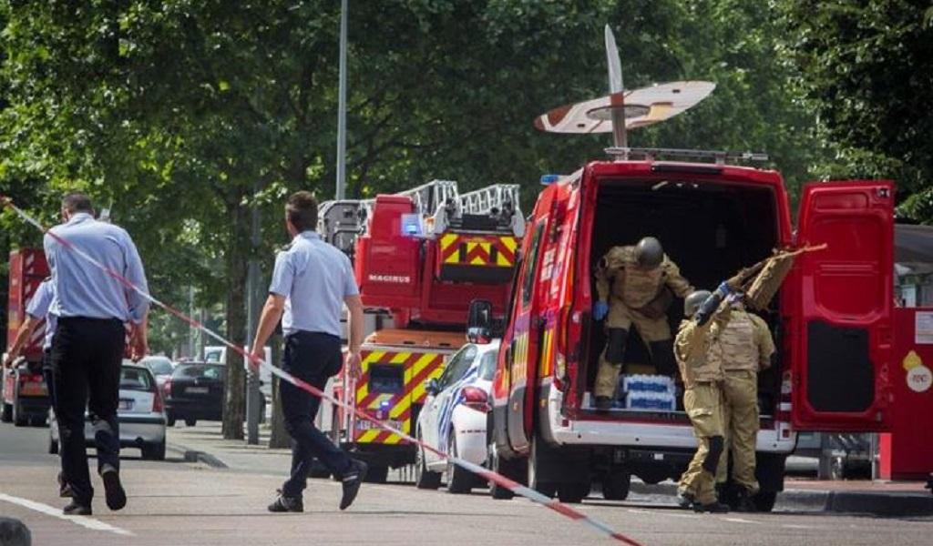 Tiroteo en Bélgica deja tres personas fallecidas