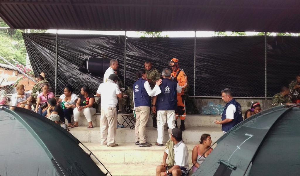 4.985 personas evacuadas por emergencia en Hidroituango