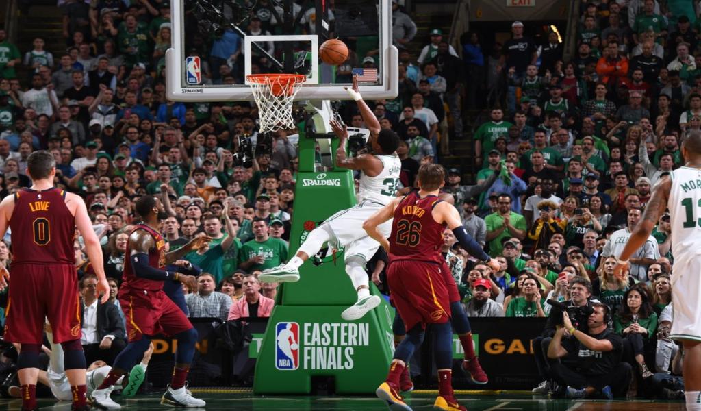 Celtics toman ventaja en las finales de la NBA