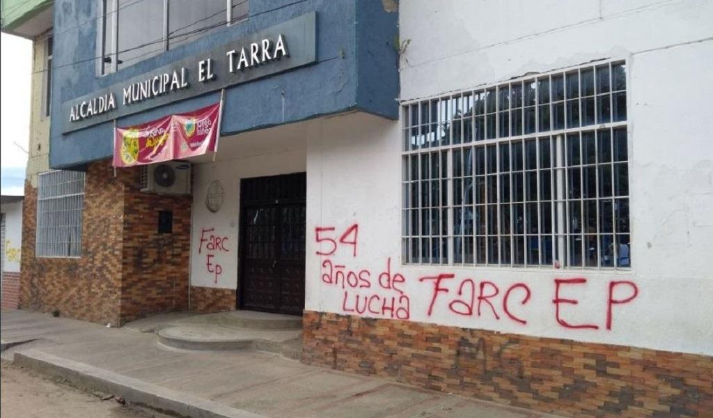 Hombres armados quemaron votos de Duque en Norte de Santander