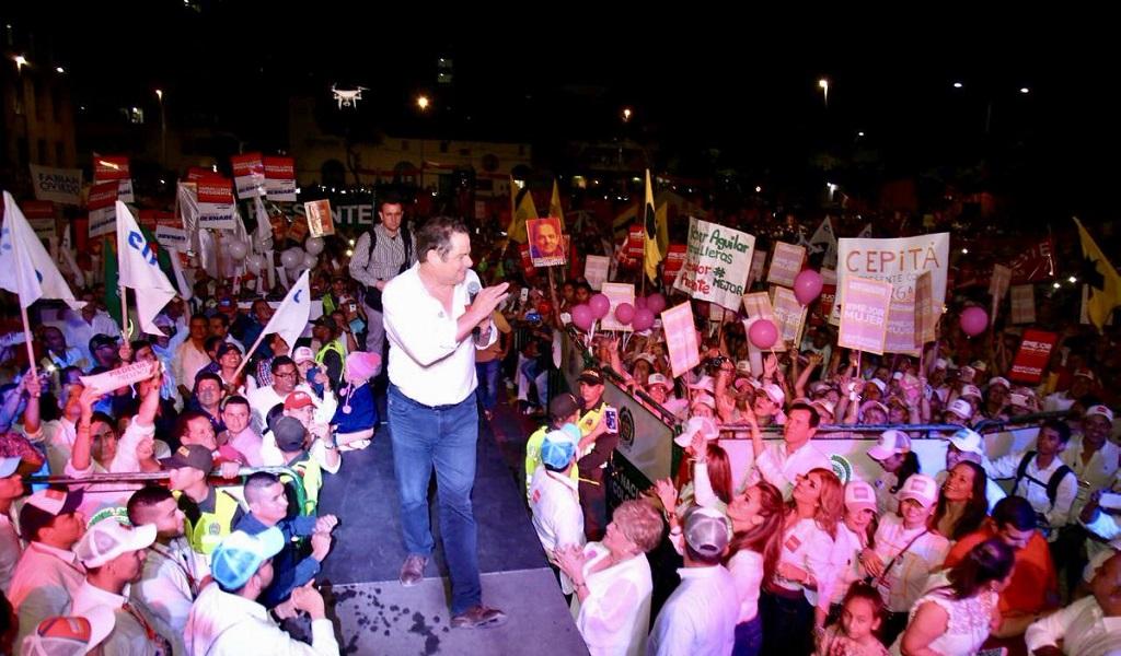 Vargas Lleras denuncia ataque a su sede política en Cúcuta