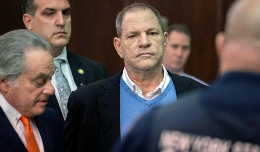 Harvey Weinstein fue acusado de abuso sexual