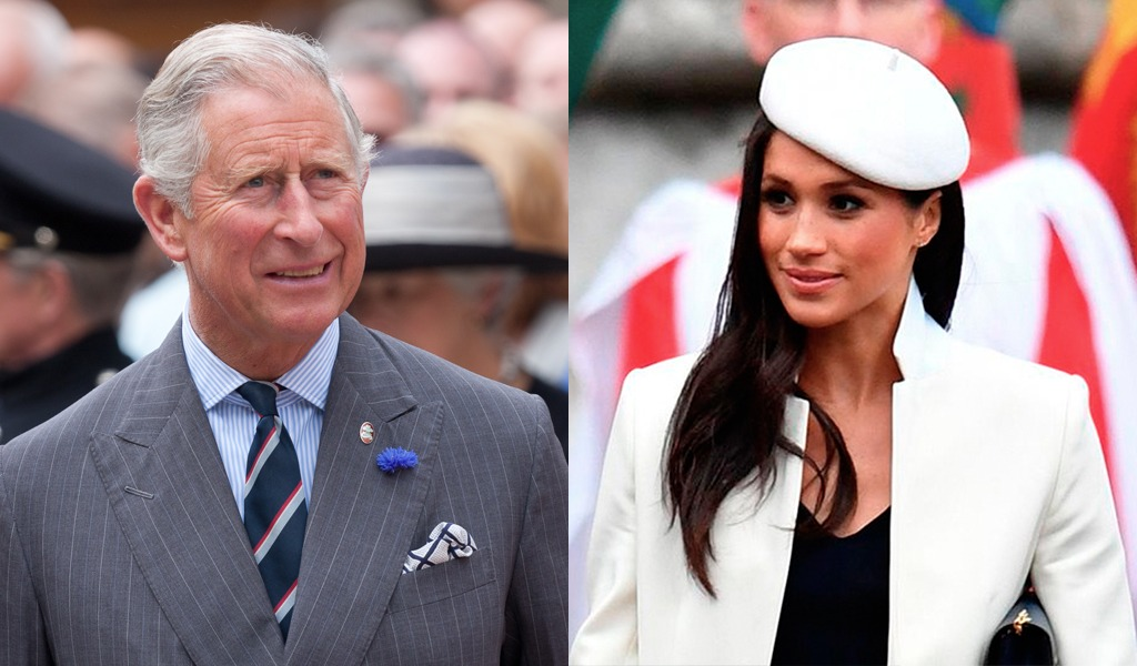 El príncipe Carlos acompañará a Meghan Markle al altar