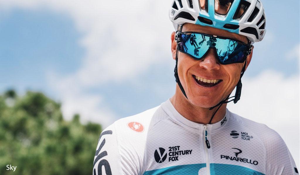 Chris Froome Giro de Italia