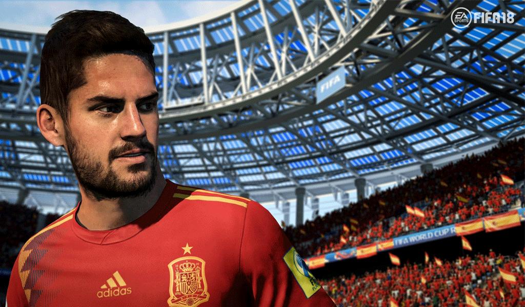 Ya está disponible la nueva actualización de FIFA 18