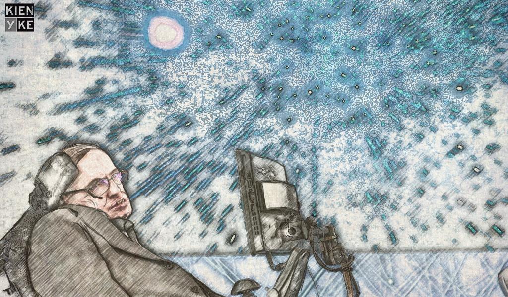 La última teoría de Hawking: el universo no es infinito