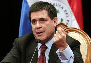 Emiten orden de prisión contra expresidente paraguayo