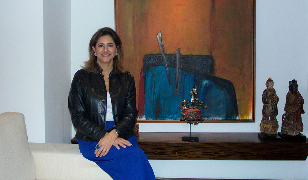 María Juliana Ruíz, la compañera de vida de Duque