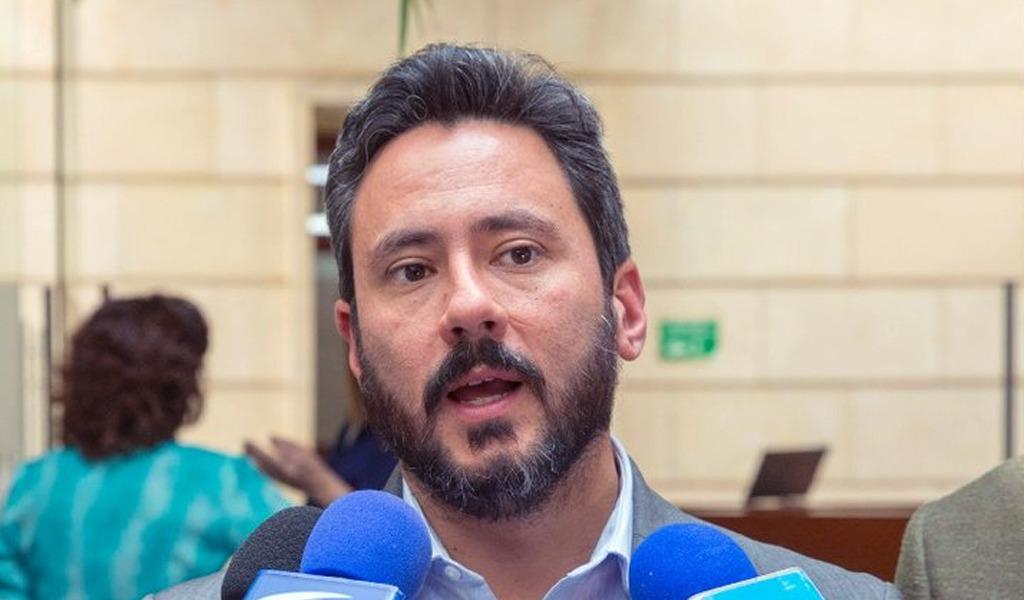 Jairo García asume el reto de seguridad en Bogotá