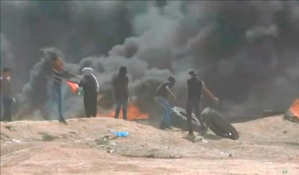 Víctimas por apertura de embajada en Jerusalén