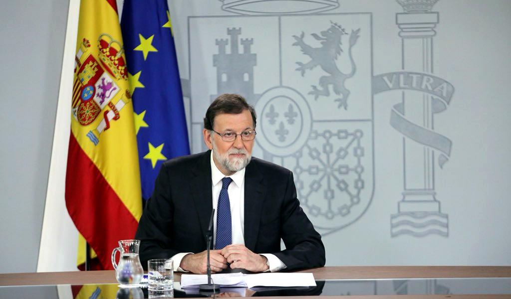 Moción de censura contra Rajoy tendría mayoría