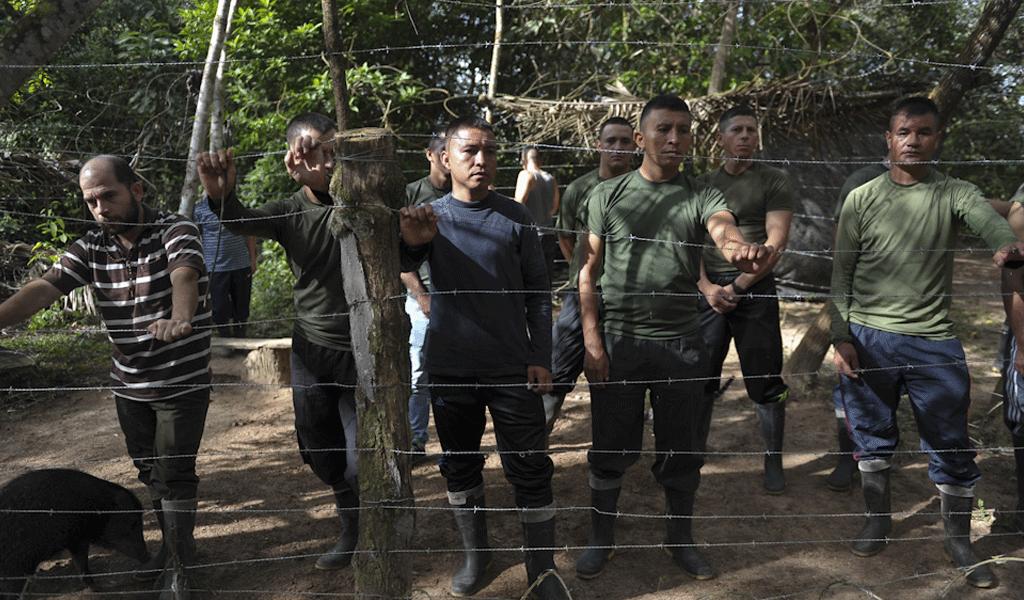 Secuestro FARC