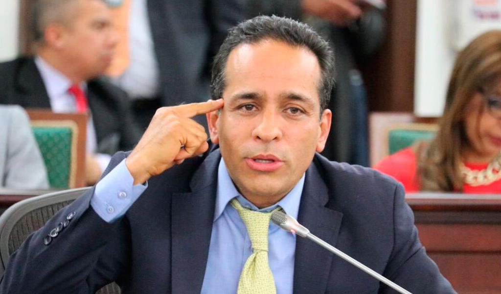 Se desmiente atentado contra Alexander López