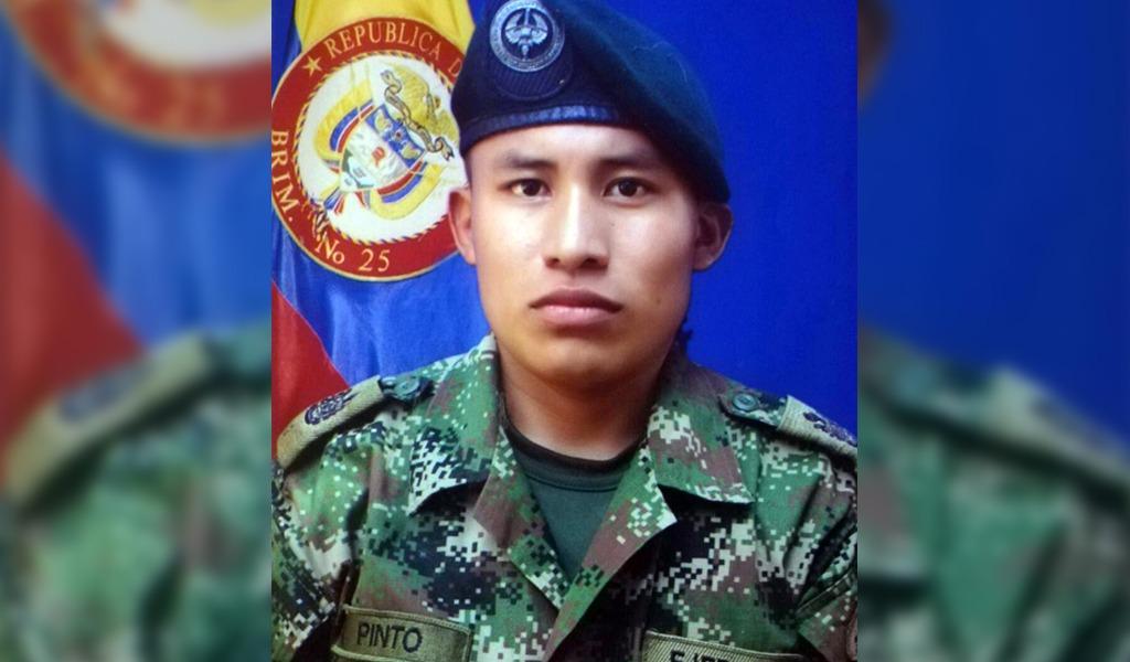 Soldado fue asesinado por el ELN cerca a Hidroituango