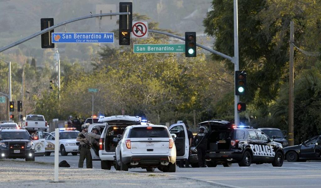 Varios muertos y heridos por tiroteo en California