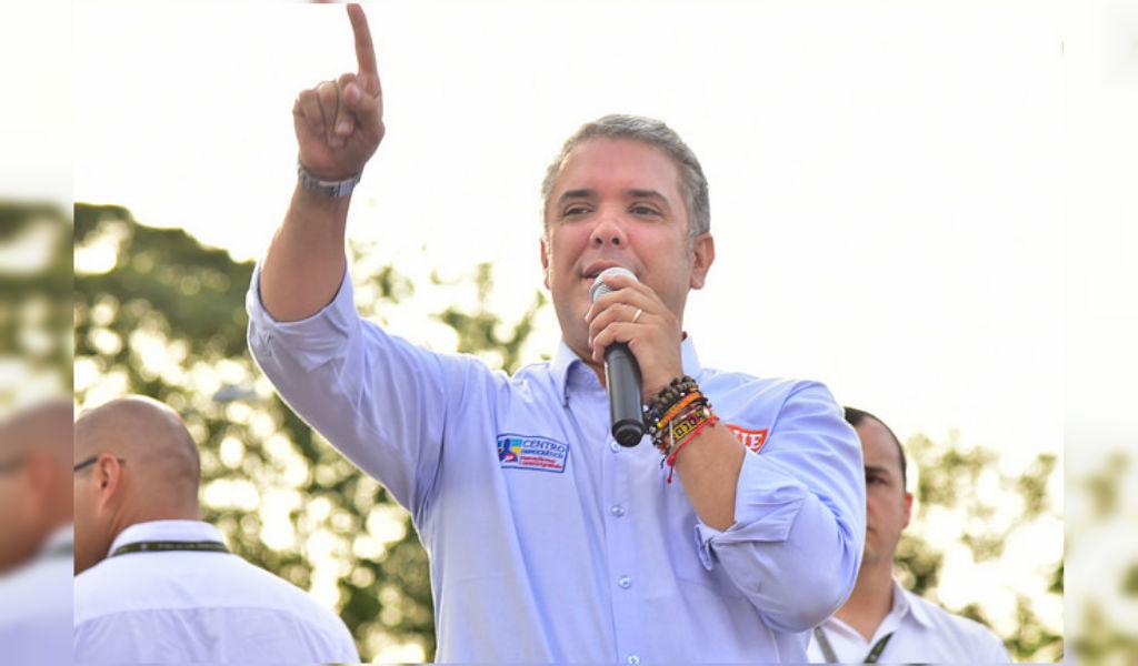 Duque: la última oportunidad para Colombia