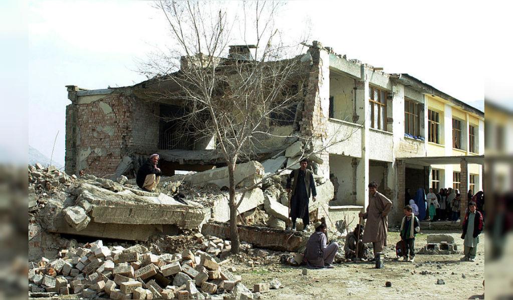 12 muertos y 31 heridos por ataque suicida en Kabul