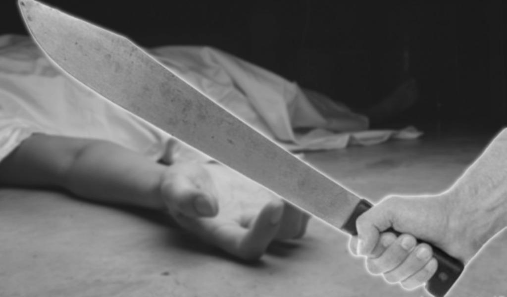 Con machete joven asesinó a su madrastra