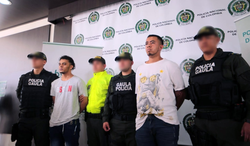 Importancia de las capturas de cabecillas en Medellín