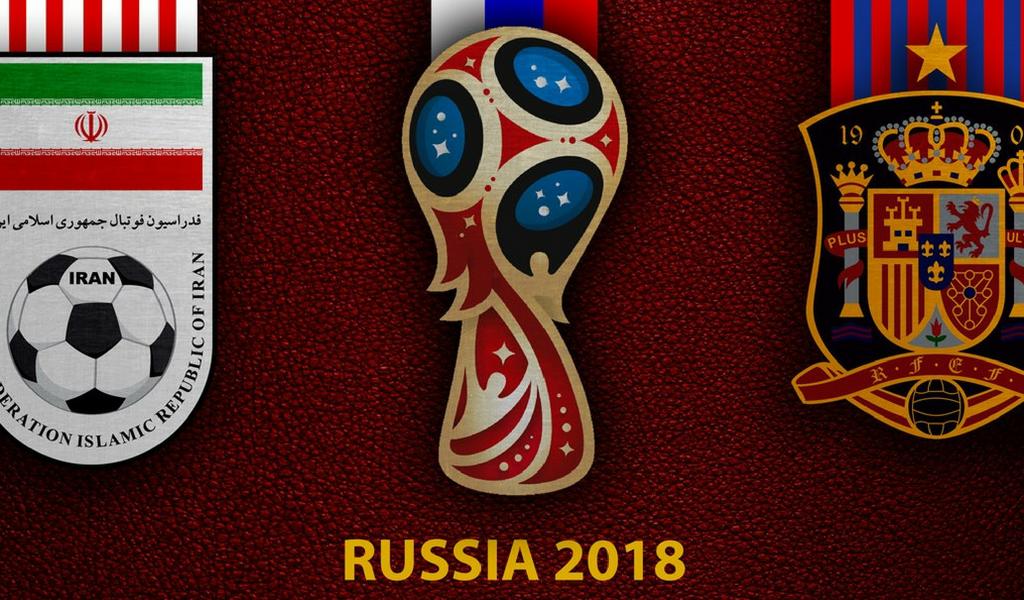 ¿A qué hora juega Irán vs España?