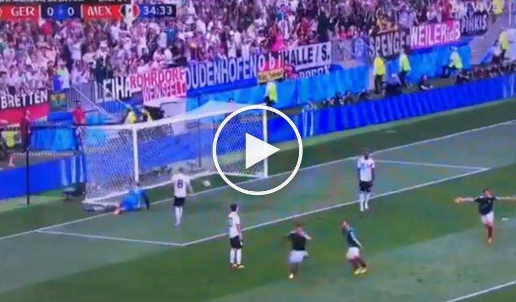 Reviva los mejores momentos entre Alemania y México