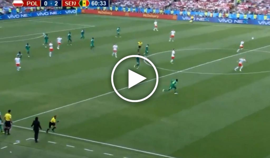Vea aquí todos los goles de Senegal vs Polonia
