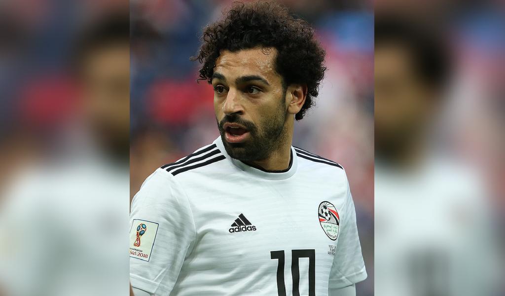 Mohamed Salah jugador africano del año
