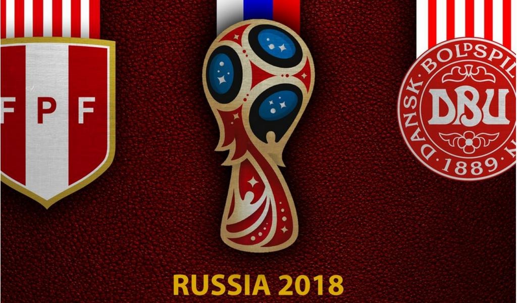 ¿A qué hora juega Perú vs Dinamarca?