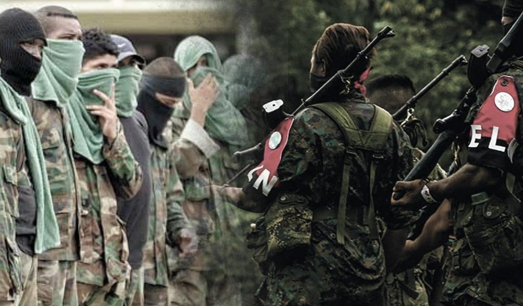 Disidencias y Clan del Golfo, tras muerte de exmiembros de FARC