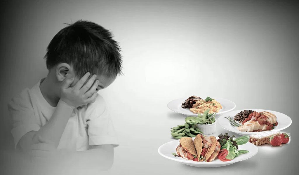 Niños con autismo serían más alérgicos a los alimentos
