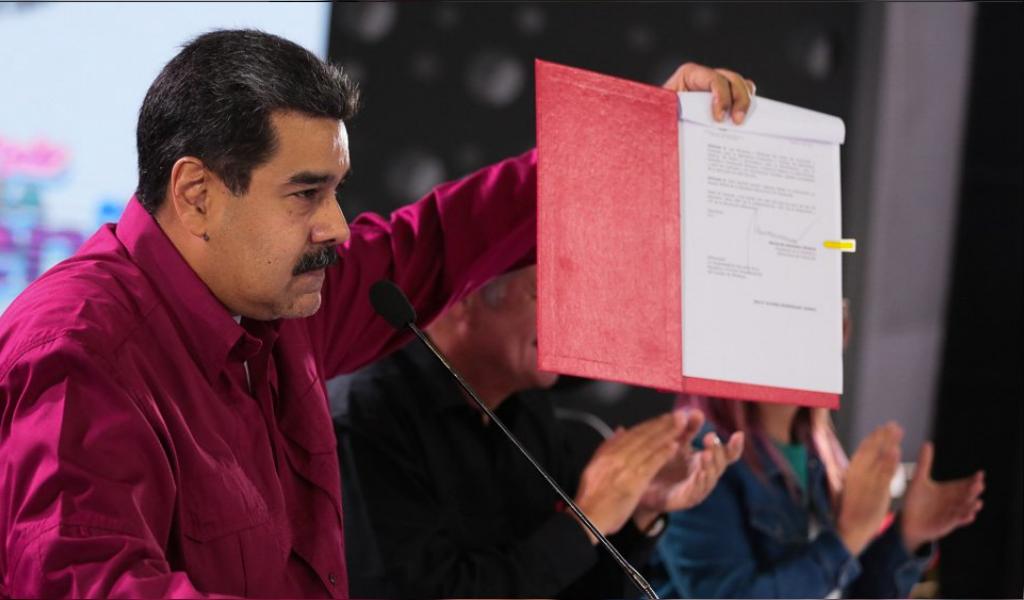 Maduro anuncia un nuevo aumento salarial en Venezuela