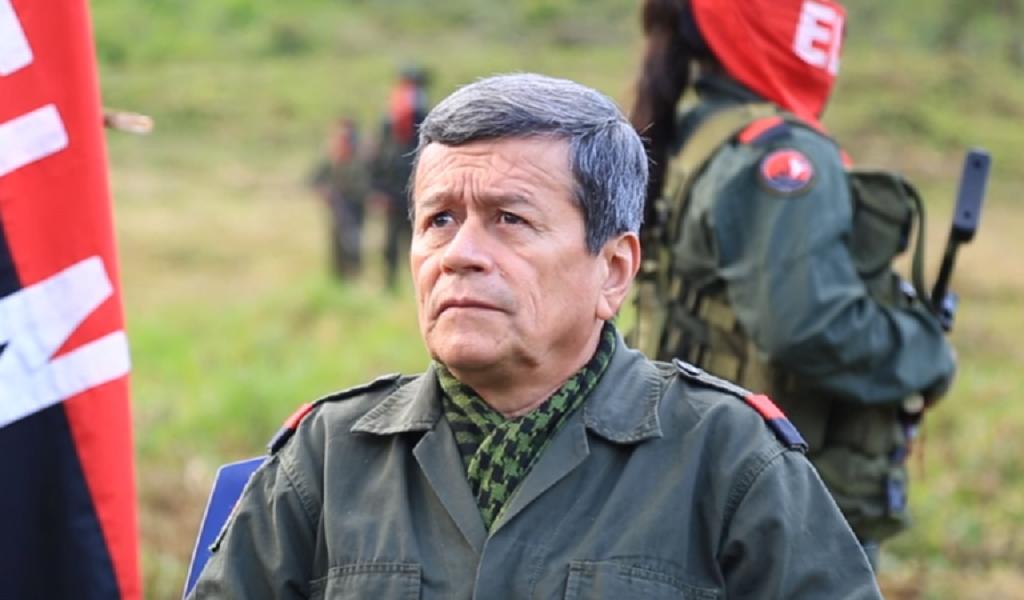 ELN le pide a Iván Duque continuar los diálogos de paz