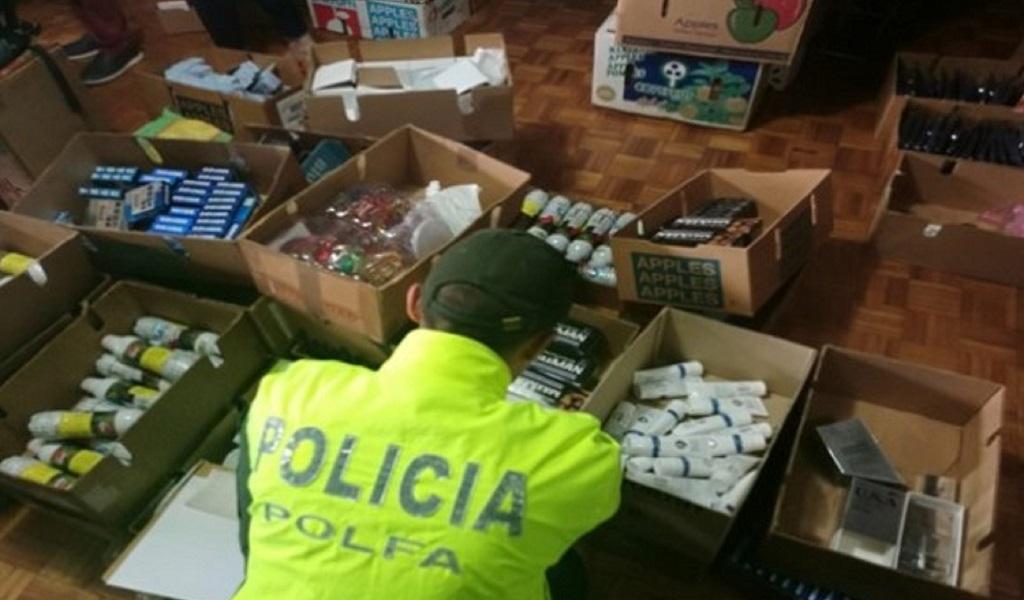 Cae red que alteraba productos sexuales en Medellín