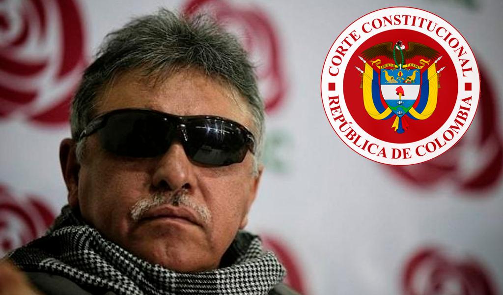 Corte Constitucional define competencias en caso Santrich