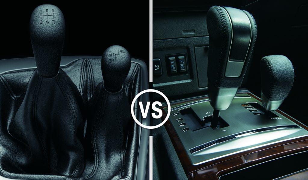 ¿Automático o mecánico? pregunta a la hora de comprar carro