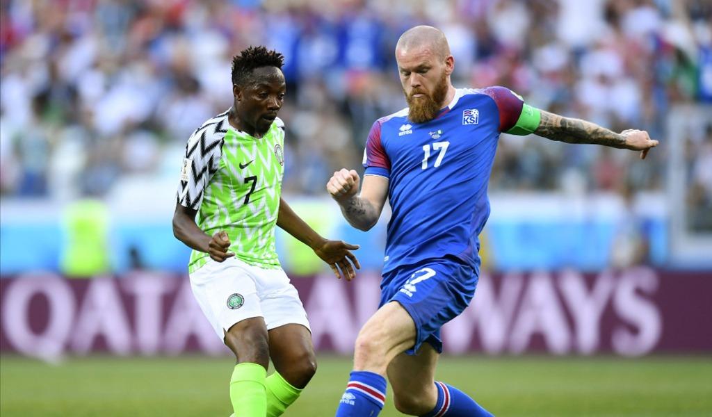 Nigeria se consolida en el Grupo E
